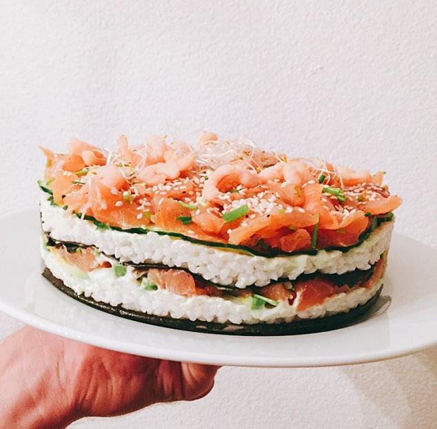 sushi-pie